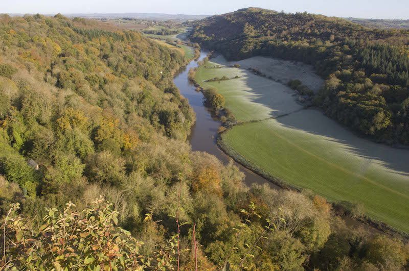 The Wye Valley.