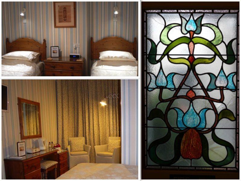 Alamah Guest House Rooms