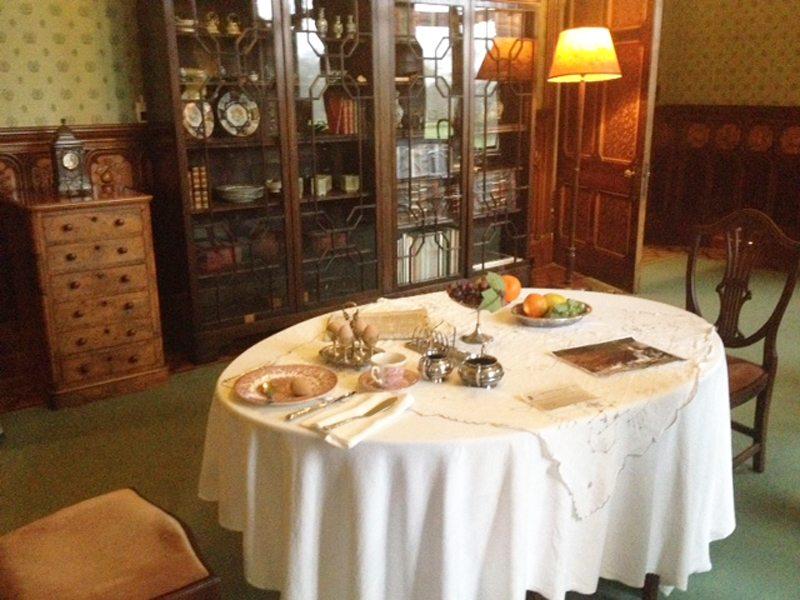 Watson's kitchen! Tyntesfield