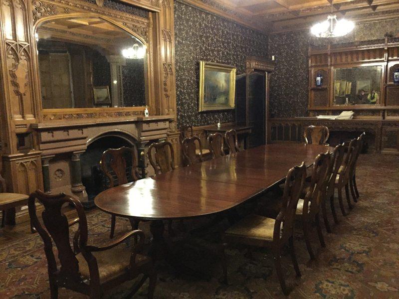 tyntesfield dining room