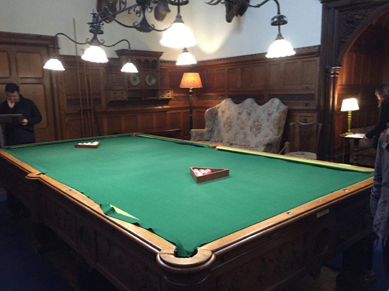 tyntesfield games room