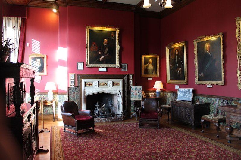 Classic comfort in Palace House, Beaulieu