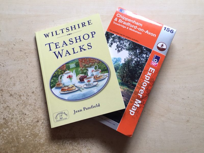 Why not pick up some books on local walks or grab an ordinance survey map?