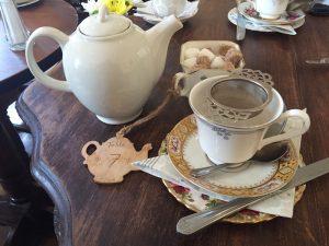 Pettigrew tea rooms