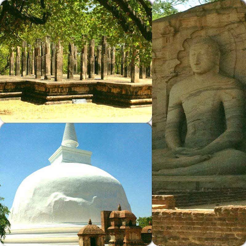 Polonnaruwa, Sri Lanka.