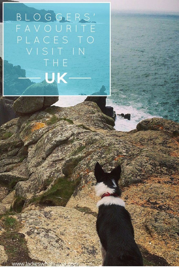 Bloggers favourite places to visit in the uk