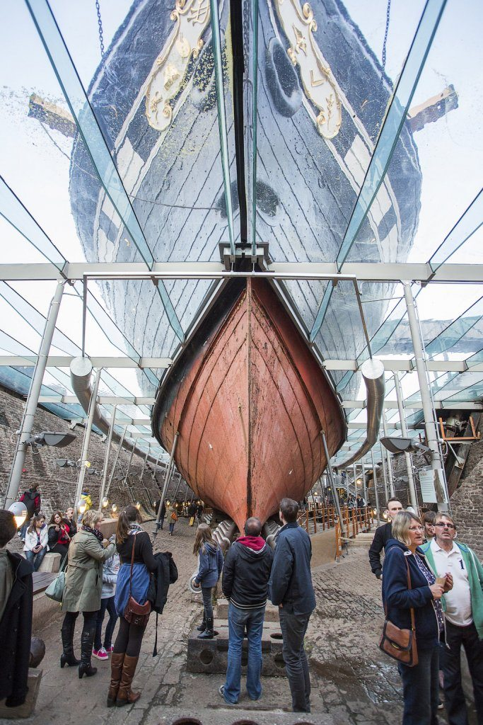 SS Great Britain Credit: Adam Gasson