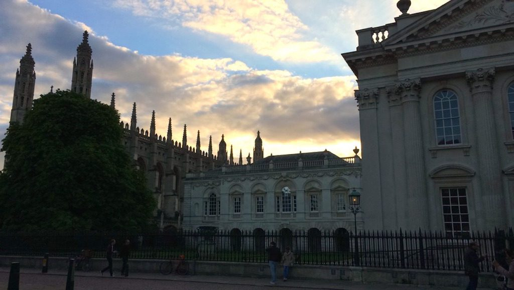Cambridge places to visit in UK