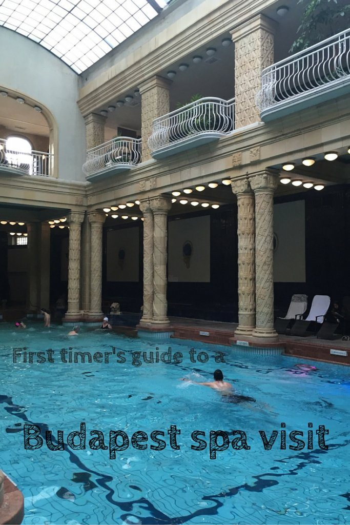 First timers guide to Budapest spas