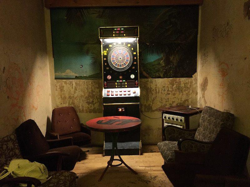 Fogas Haz ruin pub games room 1