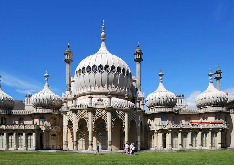 How to keep that holiday feeling - Brighton's Royal Pavillion