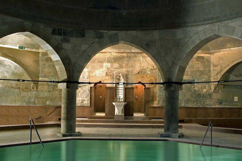 Inside the Rudas Bath, credit Hungarian Tourism Ltd.