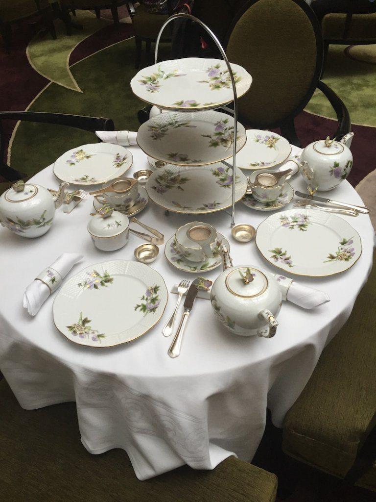 Afternoon tea four seasons gresham palace