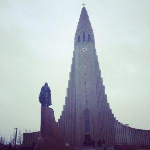 Rekyjavik Cathedral