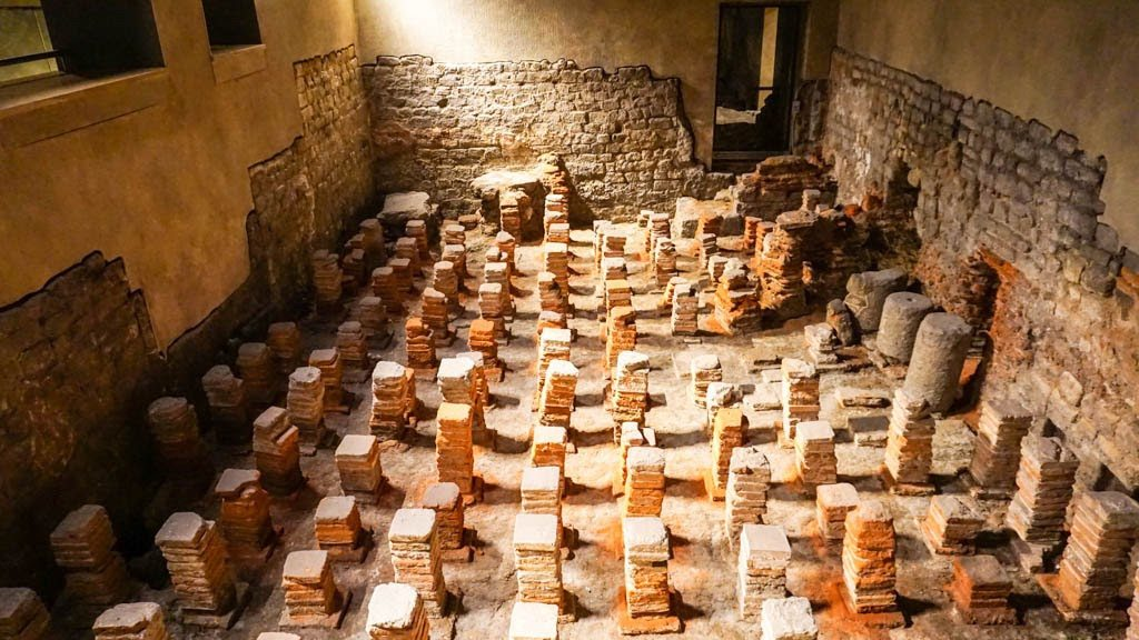 Hypocaust Ladies What Travel