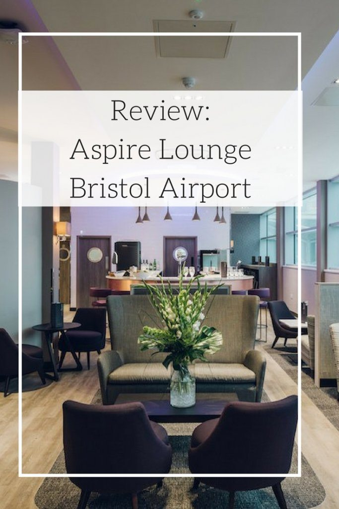 Review of Aspire airport lounge Bristol