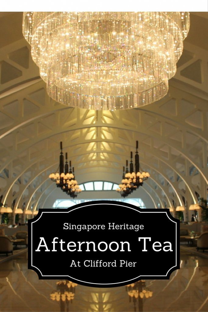 Singapore Heritage Afternoon Tea Clifford Pier | Ladies What Travel