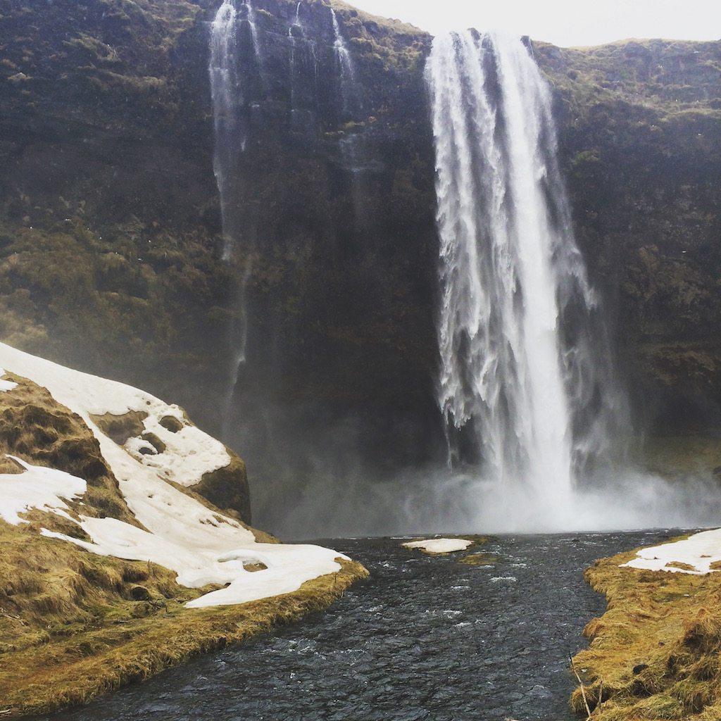 Seljalandfoss waterfall Iceland