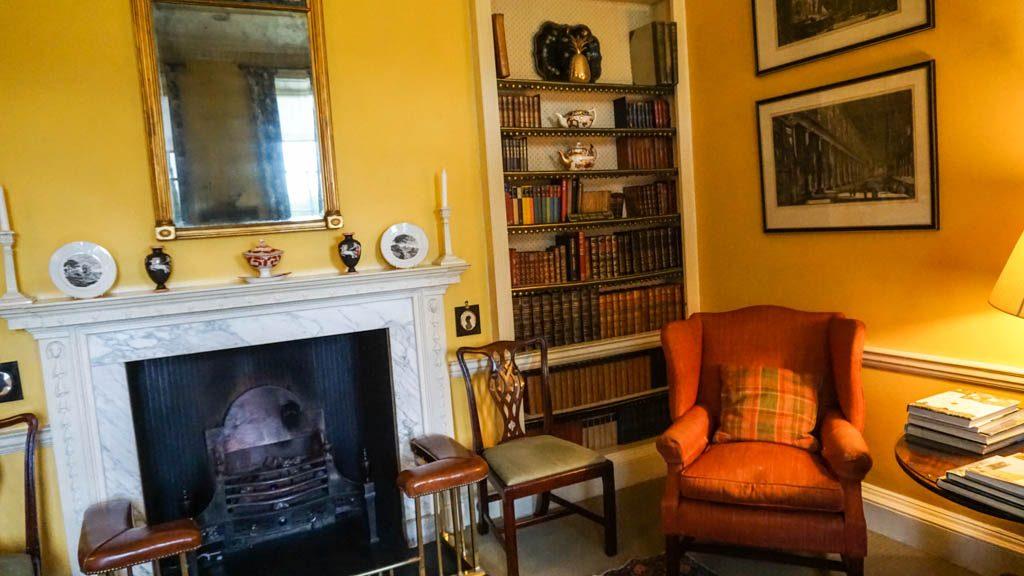 Middlethorpe Sitting Room