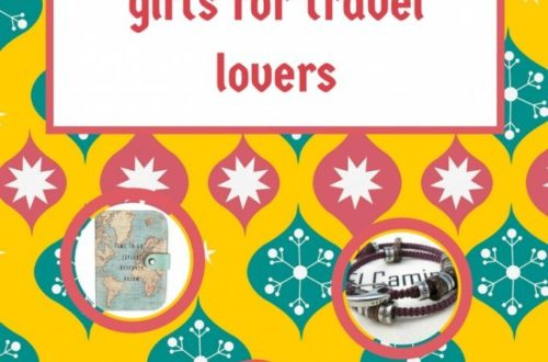 Ultimate Christmas gifts for travel lovers | Ladies What Travel