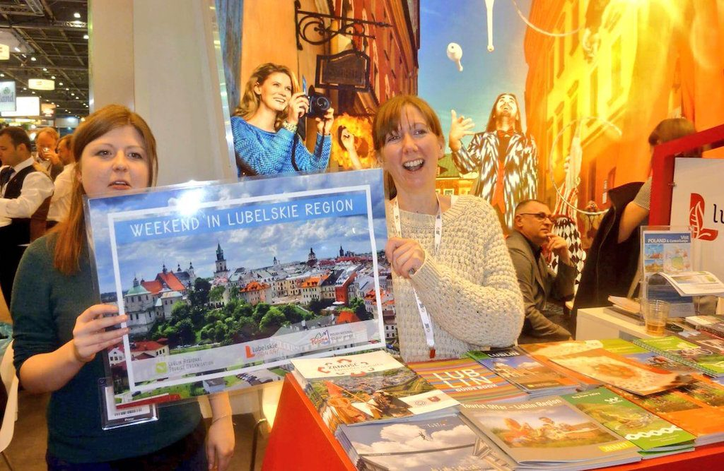 Winning a trip to Poland at WTM | Ladies What Travel
