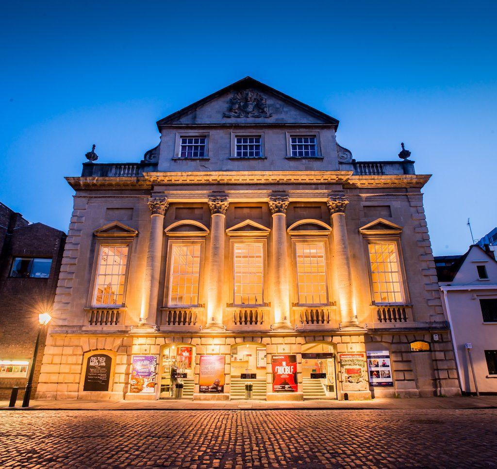 Bristol Old Vic. [image credit Jon Craig]