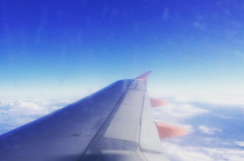 In the air | Ladies What Travel