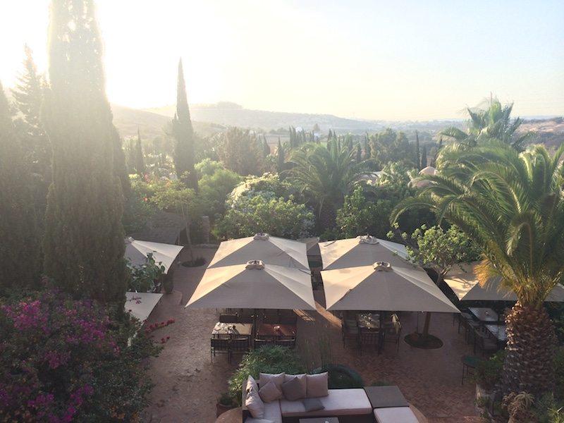 Le Jardin des Douars view