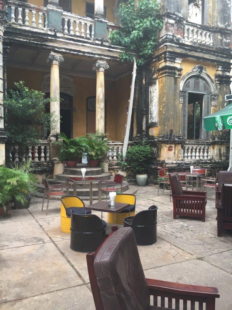 The Mansion phnom penh | Ladies What Travel