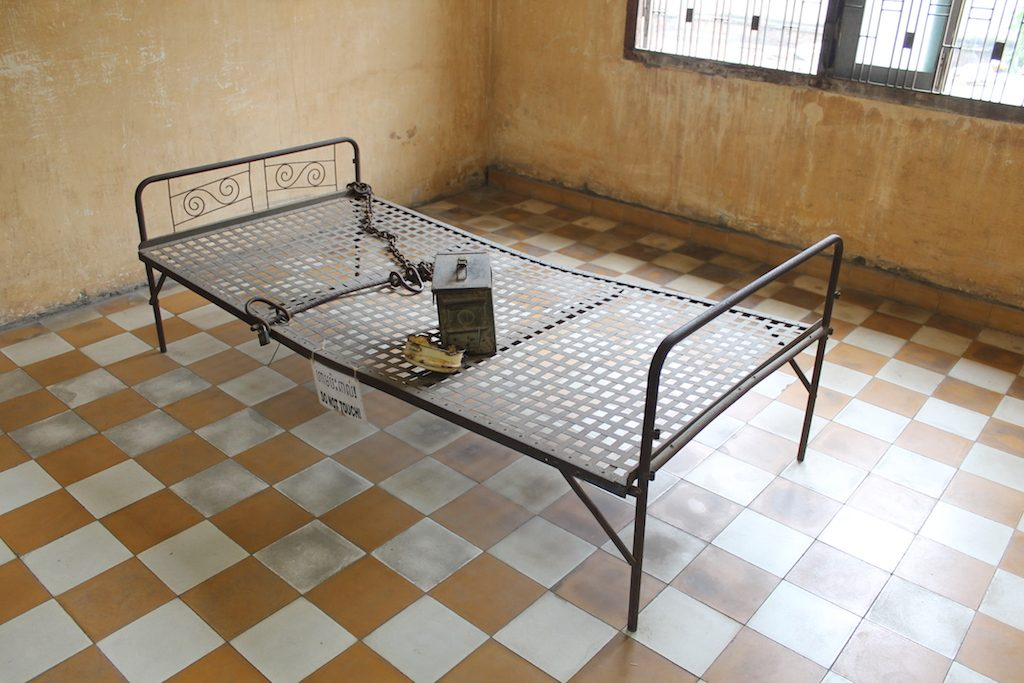 S-21: Tuol Sleng Genocide Museum | Ladies What Travel