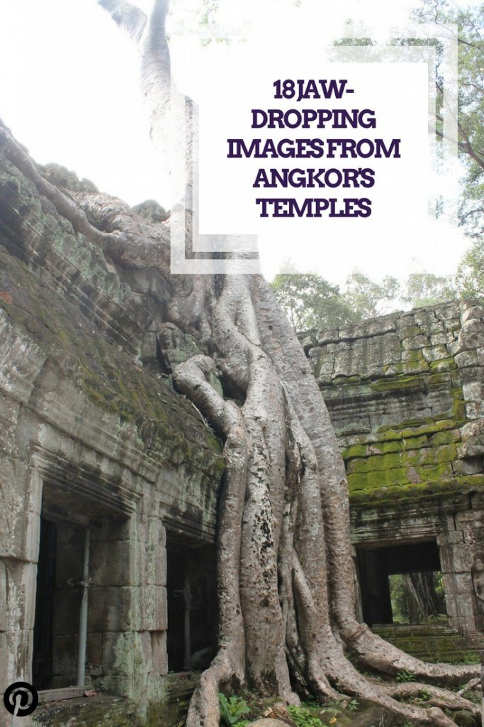 18 jaw-dropping images of Angkor's temples | Ladies What Travel
