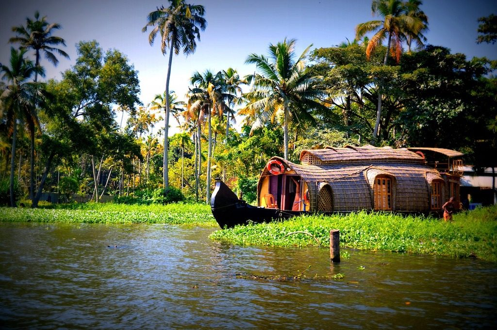 Backwaters in Kerala, Photo by Pexels, CC0 1.0