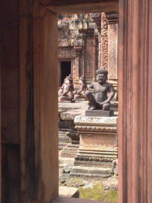Banteray Srei Angkor Wat  Ladies What Travel