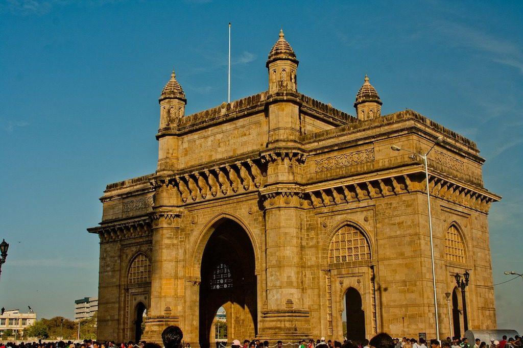 Gateway of India, Photo by PDPics, CC0 1.0
