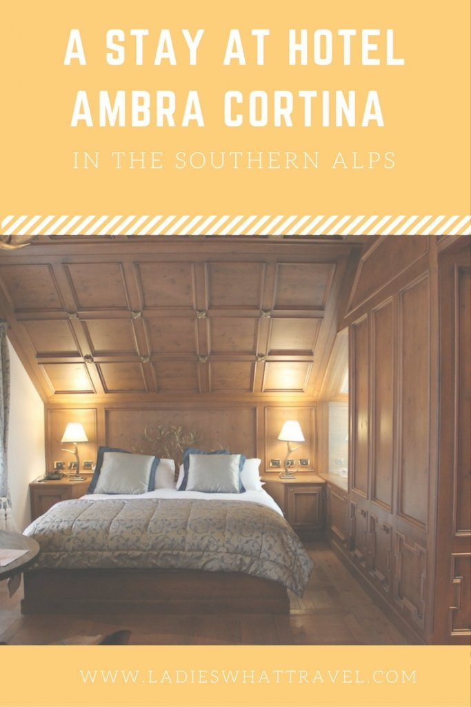 Hotel Ambra Cortina review | Ladies What Travel