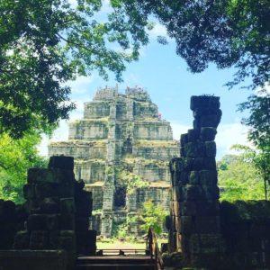 Koh Ker Cambodia | Ladies What Travel