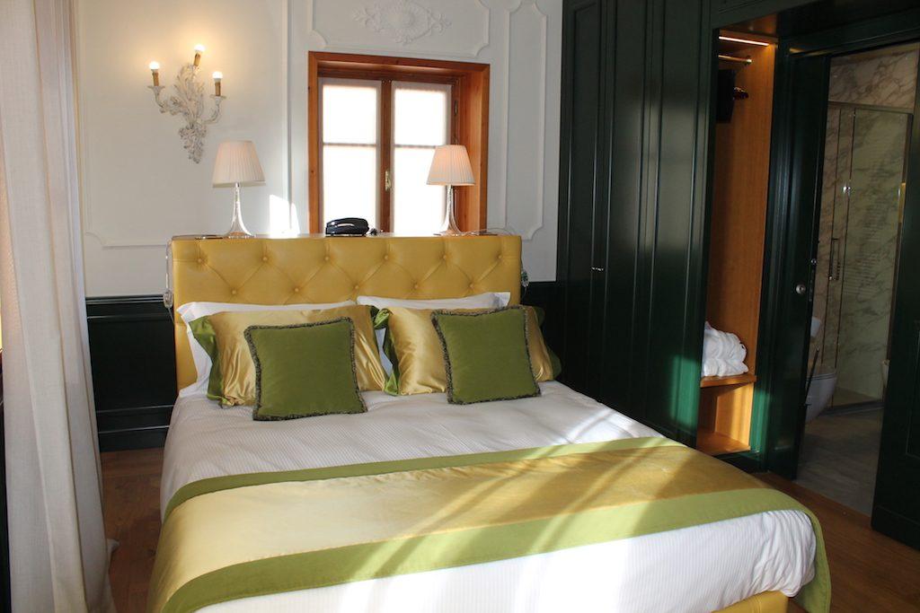 Nature room Hotel Ambra Cortina