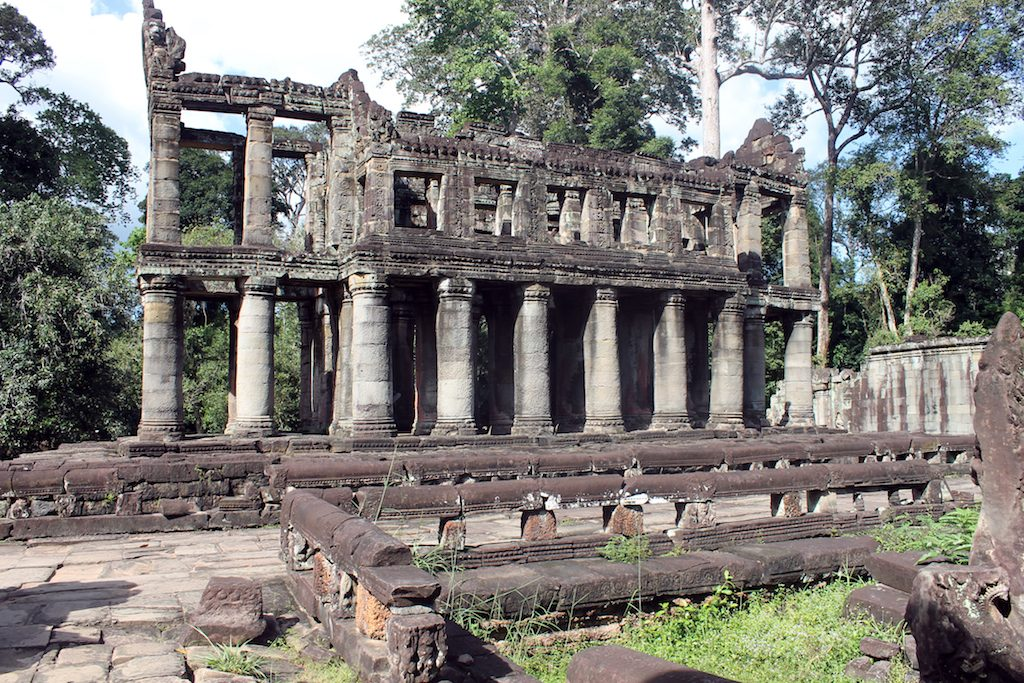 Preah Khan Angkor Wat Cambodia | Ladies What Travel