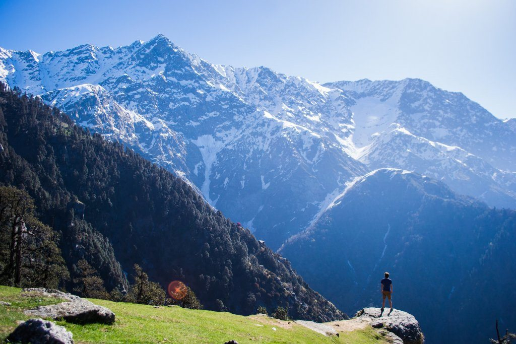 Trek in McLeodganj, Photo by Rignam Wangkhang, CC BY 2.0