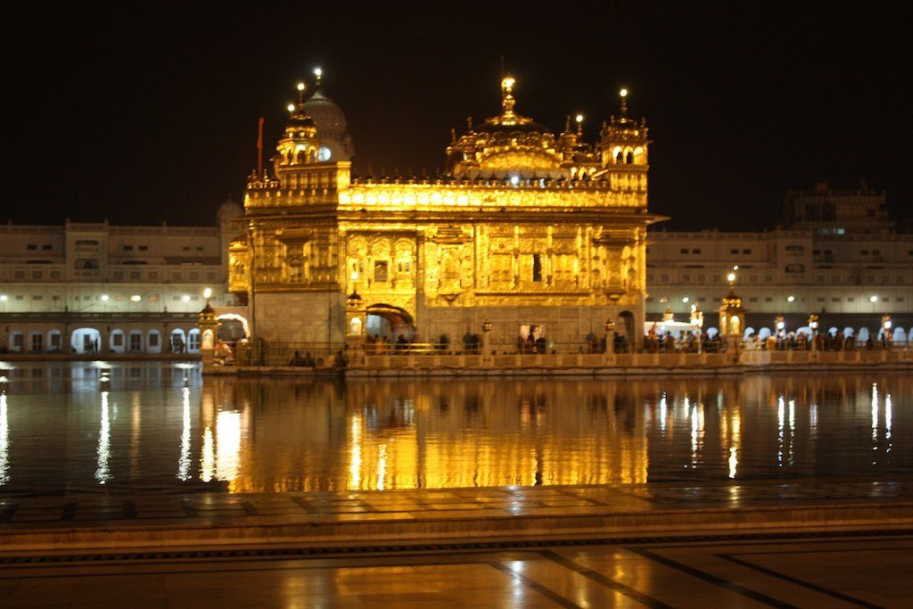 Golden Temple, Amritsar, Photo by Erik Grootscholte, CC BY 2.0