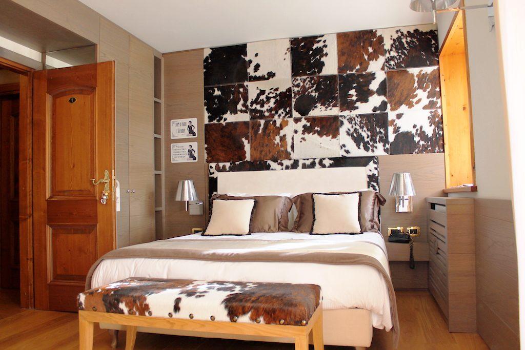 fashion room Hotel Ambra Cortina