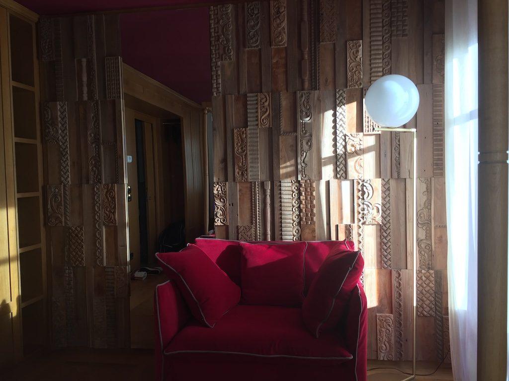 theatre floor Hotel Ambra Cortina | Ladies What Travel