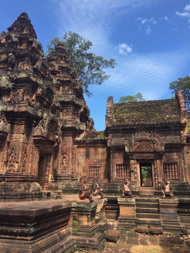 Banteray Srei | Ladies What travel