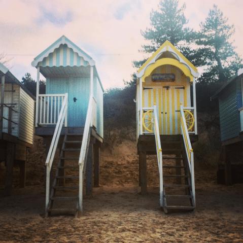 Beach huts | Ladies What Travel