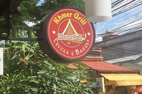 Khmer grill Siem reap | Ladies What Travel