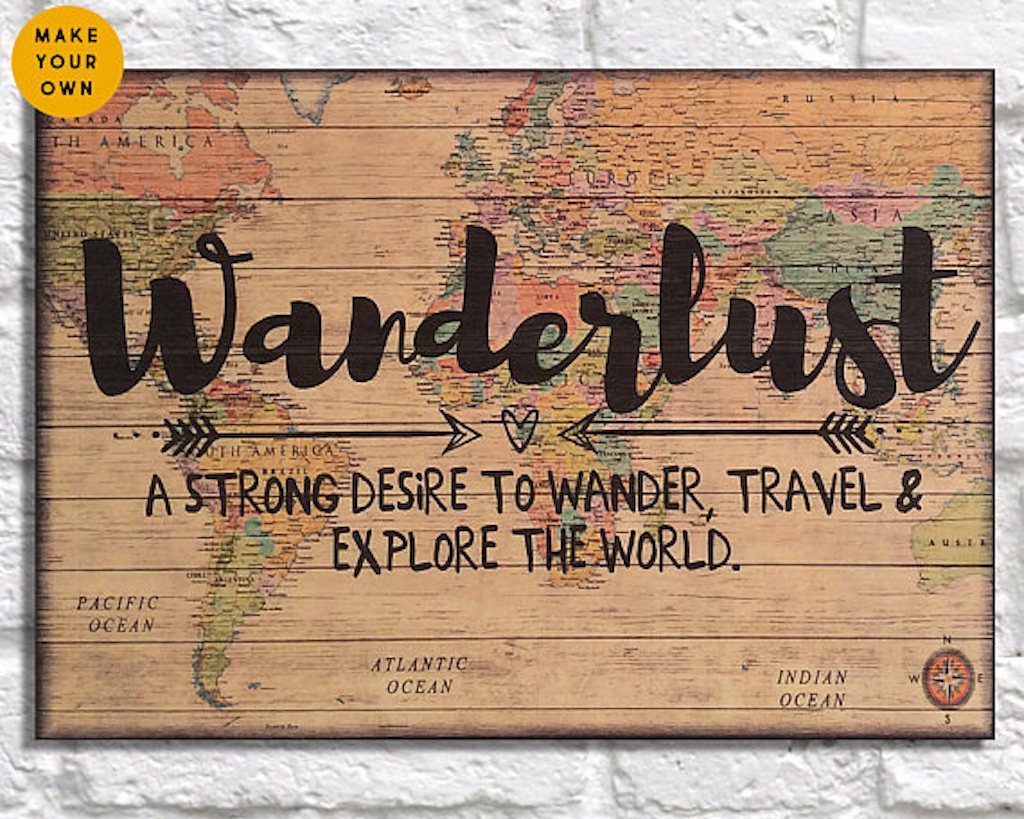Etsy travel gift ideas | Ladies What Travel