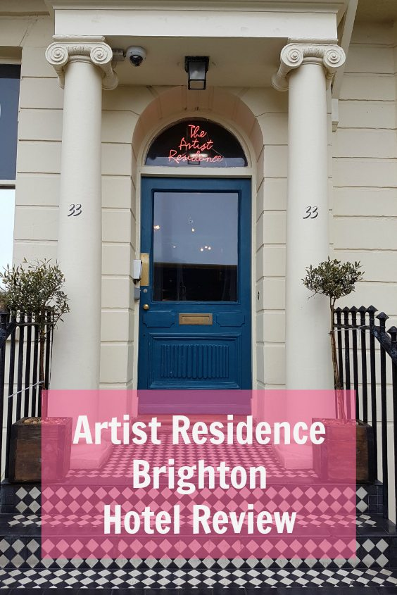 Artist Residence Hotel Brighton | Ladies What Travel