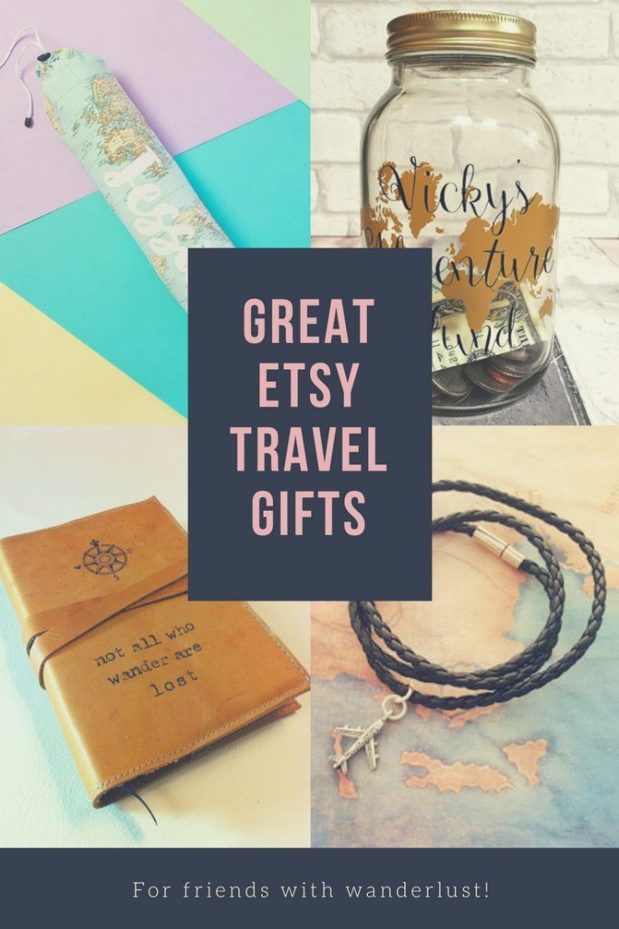 Best Travel Gifts On Etsy Right Now Ladies What Travel