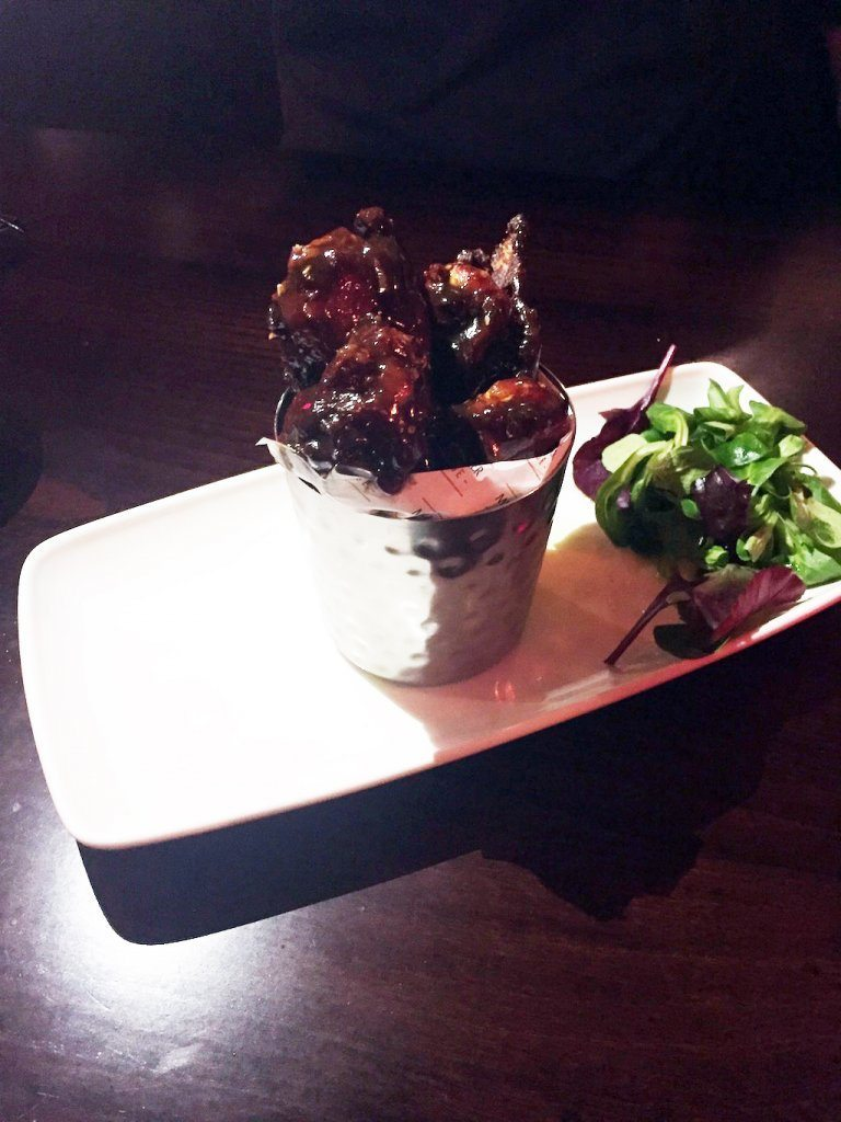 sticky hoisin wings Miller and Carter Ladies What Travel