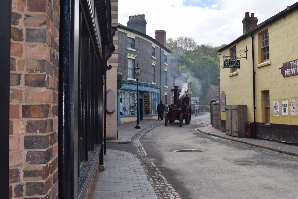 A Cultural Weekend in Ironbridge Gorge